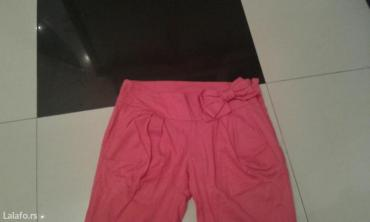 Pantalone za pudame - Srbija: Trofrtaljne pantalone za leto veličine xs s m