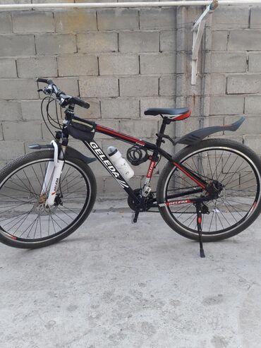 Горный велосипедРама алюминевая. Размер диаметра колеса 29. 24