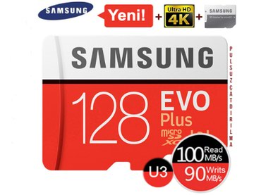 "SD kart ""Samsung Evo Plus"", 128GB - Bakı"