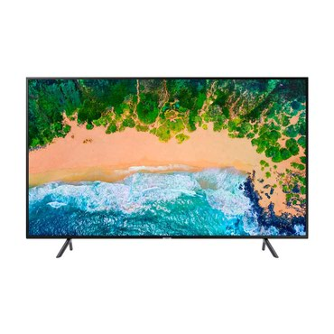 Телевизор Samsung UE49NU7100 Smart TV 4K UHD черный  в Бишкек