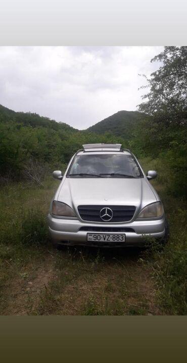 mercedes ml - Azərbaycan: Mercedes-Benz ML 320 2000