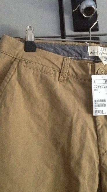 Nove muske,kratke pantalone hm,vel. 29 snizenj - Odzaci