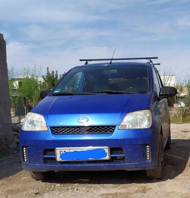 Daihatsu в Бишкек: Daihatsu Cuore 1 л. 2003 | 172 км
