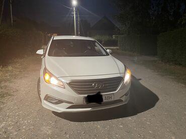 Hyundai Sonata 2 л. 2015   106000 км