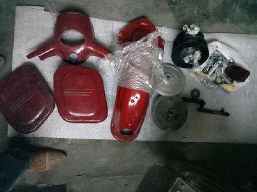 Другая мототехника в Бишкек: Продаю запчасти для мотоцикла ЯВА