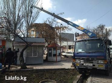 Кран манипулятор. доставка грузов по г бишкек и кр. в Бишкек