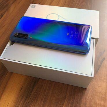 аборт бишкек дешево в Кыргызстан: Б/у Xiaomi Mi 9 128 ГБ Синий