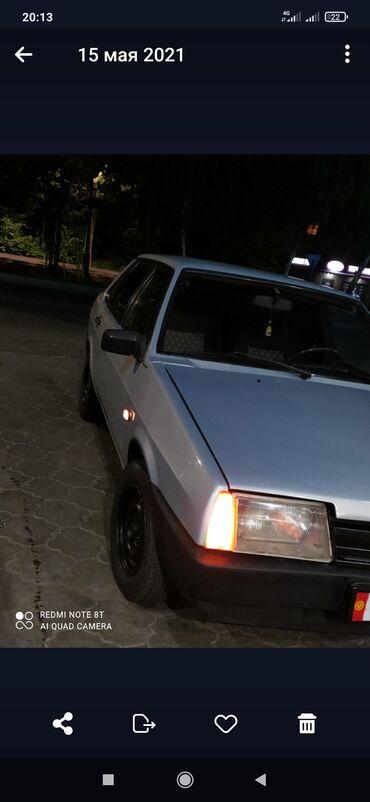 ВАЗ (ЛАДА) 21099 2001