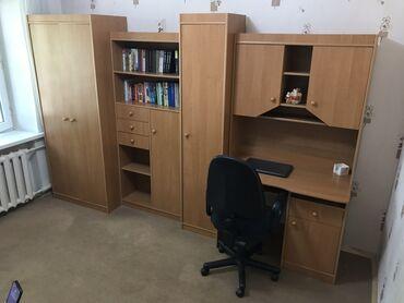 Дом и сад - Кыргызстан: Отдельностоящий | Шкаф-купе, Распашной шкаф, Модульный шкаф 50 * 195 * 48