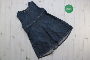 Детский мир - Киев: Дитячий джинсовий сарафан Tommy Hilfiger, 3 роки.     Довжина: 54 см Н