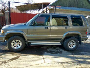 Isuzu в Бишкек: Isuzu Trooper 3.5 л. 2001   155000 км