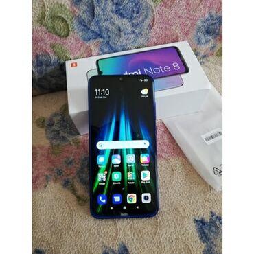 Продаётся телефон redmi Note 8. В наличие коробка, два чехла