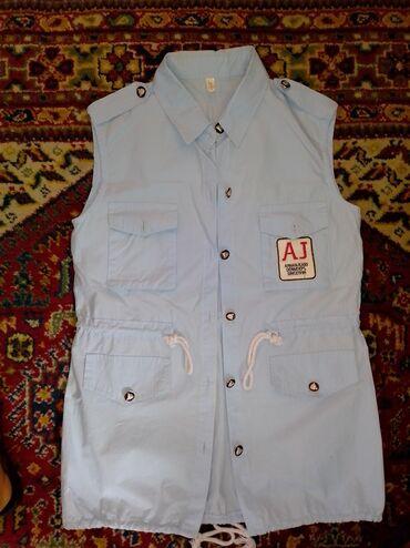 Личные вещи - Кара-Балта: Рубашка накидка Размер s m Цена 300