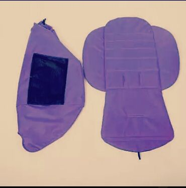 baby yoya в Кыргызстан: Продаю текстиль ( капор и матрасик) на коляску Babytime, Babythrone