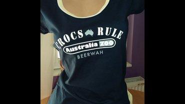 Majica australia zoo,uvoz iz australije. Snizeno,rasprodaja,poslednji  in Novi Sad