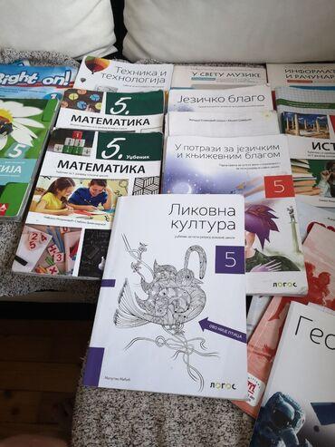 Stilo - Srbija: Udzbenici za 5 razred i solfedjo za 3. razred, nize muzicke, povoljno