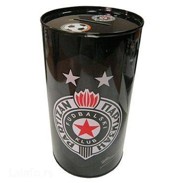 Partizan kacket - Srbija: Kasica fc partizan