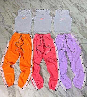 Dajem besplatno - Srbija: Nike KompletiNove BojeVelicine:S M L Orange,Pink i LilaCena:2.900Din