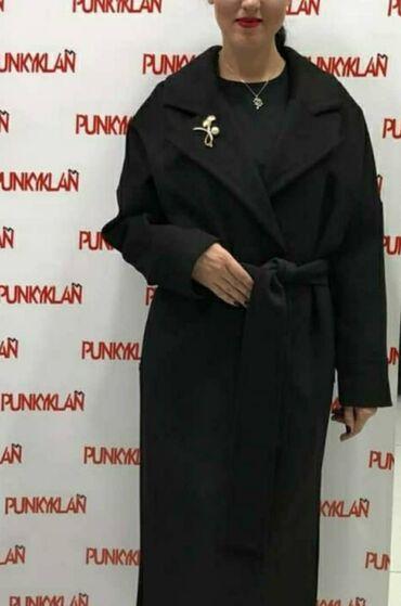 ������������ �������������� �� �������������� в Кыргызстан: Продаю шикарная новая кашемировая пальто, состав 80% шерсти, 54