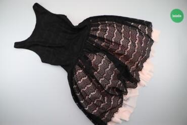 Жіноча ажурна сукня з фатиновою спідницею Tivardo    Довжина: 92 см Ши