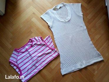 Tunika i poklon majica  kao nova,bez ostecenja i fleka iz Engleske duz - Nis