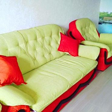 Перетяжка мягкой мебели, ремонт и в Бишкек