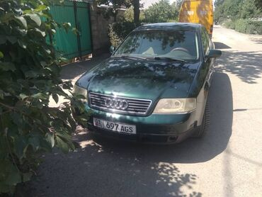 Audi - Кыргызстан: Audi A6 2.4 л. 1998