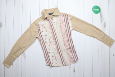 Жіноча сорочка з вишивкою Primo Piano   Довжина: 59 см Рукав: 64 см На