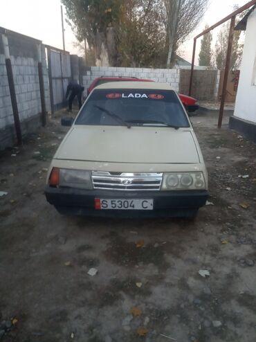 ВАЗ (ЛАДА) 2108 1.3 л. 1986