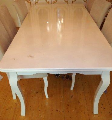 3 ilin masasidir.Terpenmir,ayaqlari mohkem masadir.Sadəcə ustunde