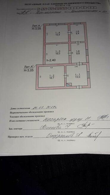 Продам бу телефон - Кыргызстан: Продам Дом 250 кв. м, 8 комнат