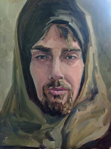 6 объявлений: Портреты на заказ  Материал на выбор карандаш, масло .  Обычно исполь