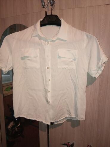 Новые женские рубашки. Размер 46-48. По 350 с каждая