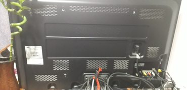 Продаю телевизор SAMSUNG плазма ps43, 109 см диагональ в Бишкек