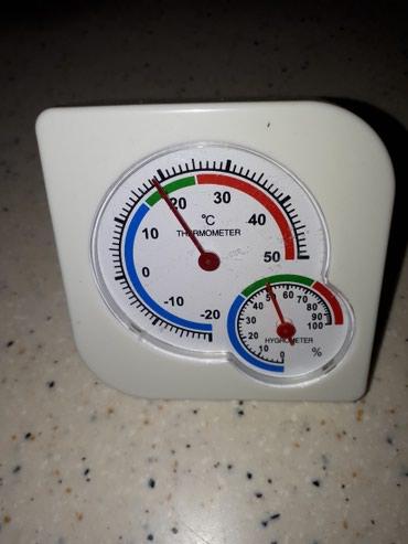 Bakı şəhərində Coxfunksiyali termometr baqli,nemlik termometri