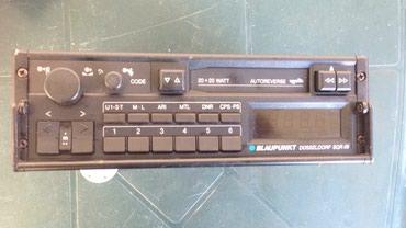 Elektronika za auta - Backa Palanka: BLAUPUNKT DUSSELDORF SQR 49 radio/kasetaš u odlicnom stanju, sve
