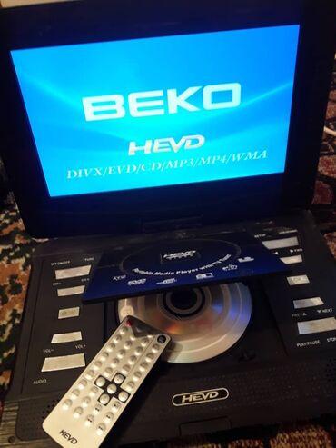 dvd supra в Кыргызстан: Портативный DVD Tv