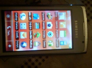 Samsung - Bakı: İşlənmiş Samsung S3850 Corby II ağ