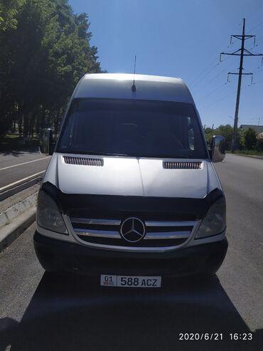 мерседес-спринтер-холодильник-рефрижератор в Кыргызстан: Mercedes-Benz Sprinter Classic 2.2 л. 2008 | 300000 км