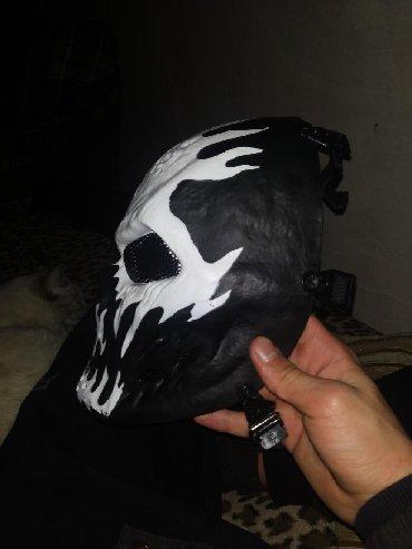 продам видеокамеру в Кыргызстан: Продам страйкбольную маску состояние хорошее