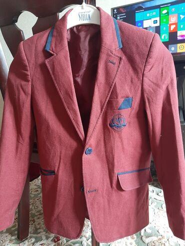 Детский пиджак 34 размер. Состояние 5/4 один турция второй кыргызстан