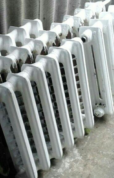 Чугунные Радиаторы много