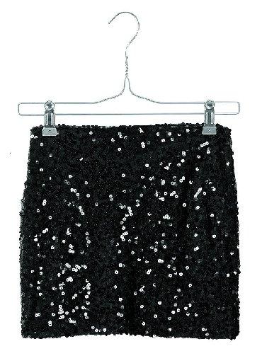 Tezenis crna sljokicava suknja. Novo veličina L. Dimenzije:poluobim - Kikinda