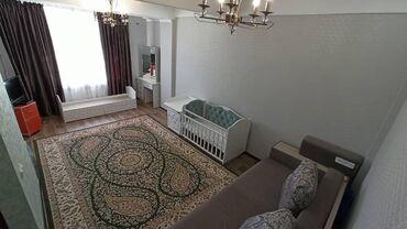 квартиры с последующим выкупом in Кыргызстан | ПРОДАЖА КВАРТИР: Элитка, 1 комната, 44 кв. м С мебелью