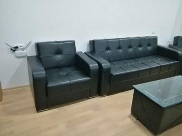 Bakı şəhərində Divan ofis ucun  Bazalı  Qiymeti tek divana aiddir.komplekt 700 azndir