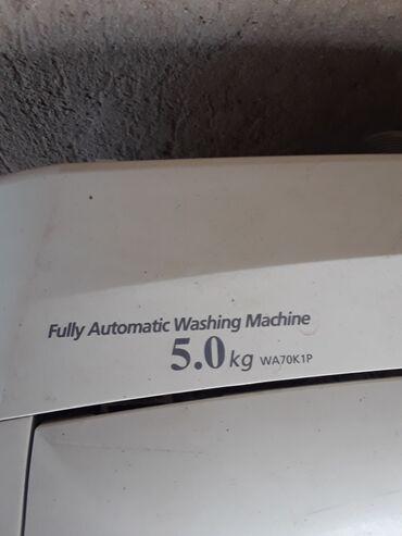 Электроника - Чалдавар: Вертикальная Автоматическая Стиральная Машина Samsung 5 кг