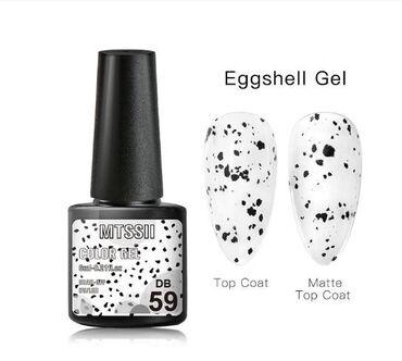 Transparent Eggshell Gel za nokte UV LED  Cena 200din
