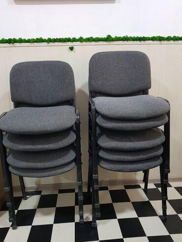 Продам для офиса: - стулья офисные. 9-12шт  - горшки большие для цвето