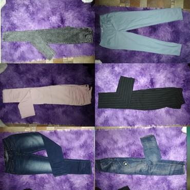 Брюки - Сокулук: Брюки, джинсы все по 250,300 сомов. Состояние отличное