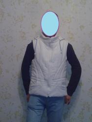 second hand obuv в Кыргызстан: Безрукавка 44 р, на рост 170 см,Second hand цвет